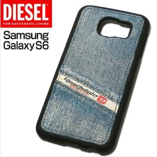 ディーゼル(DIESEL)のDIESEL スマホケース GALAXY S6(Androidケース)