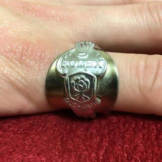 ヴィンテージ リング ロレックス スプーンリング ROLEX 25号  306(リング(指輪))