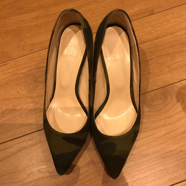 BAYFLOW(ベイフロー)のベイフロウのパンプス レディースの靴/シューズ(ハイヒール/パンプス)の商品写真