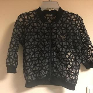 ジェニィ(JENNI)のジェニィ  jenni 130cm ジャンバー 上着 ブルゾン 美品(ジャケット/上着)