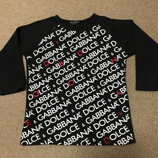 ドルチェアンドガッバーナ(DOLCE&GABBANA)のドルチェ&ガッバーナ ティシャツ(Tシャツ(長袖/七分))