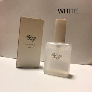 キャンメイク(CANMAKE)のメイクミーハッピー フレグランスウォーター WHITE (香水(女性用))