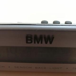 BMW  多機能置き時計