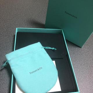 ティファニー(Tiffany & Co.)のティファニー Tチェーンネックレス(ネックレス)
