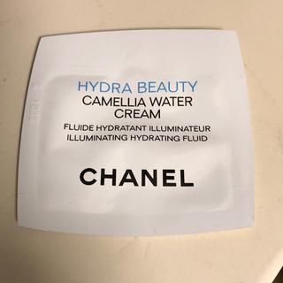 シャネル(CHANEL)のシャネル イドゥラ ビューティ ウォータリー クリーム サンプル(フェイスクリーム)