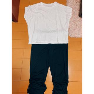 ユニクロ(UNIQLO)の【ユニクロ】レディース 七分丈 パンツ ズボン フィットネス ヨガ ジム(ヨガ)