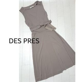 デプレ(DES PRES)のデプレ Des pres ラップワンピース(ひざ丈ワンピース)