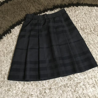バーバリー(BURBERRY)のバーバリー   膝丈スカート 40(ひざ丈スカート)