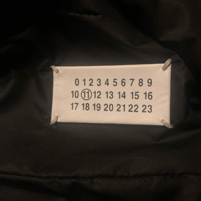 Maison Martin Margiela(マルタンマルジェラ)の本日発送FULL-GRAIN LEATHER AND MESH BELT BAG メンズのバッグ(ショルダーバッグ)の商品写真