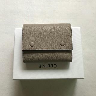 セリーヌ(celine)のCELINE セリーヌ ミニ財布(折り財布)