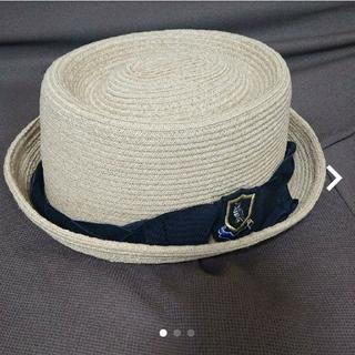 カシラ(CA4LA)のCa4la*カンカン帽 *ストローハット(ハット)