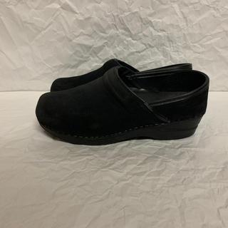 ダンスコ(dansko)のダンスコ  プロフェッショナル スウェード 37(ローファー/革靴)