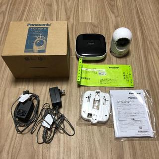 パナソニック(Panasonic)の屋内スイングカメラ KX-HC600-W(防犯カメラ)