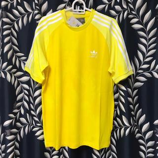 アディダス(adidas)の◆新品◆アディダスオリジナルス Tシャツ ファレル 黄色/ロンハーマン好きにも(Tシャツ/カットソー(半袖/袖なし))