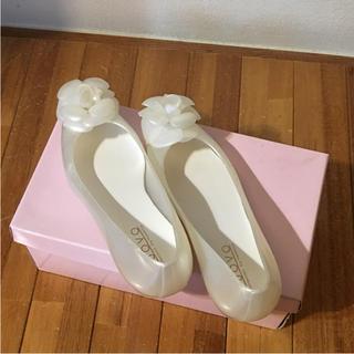 ヌォーボ(Nuovo)のレイン  パンプス   NUOVO   Lサイズ(レインブーツ/長靴)
