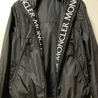 モンクレール(MONCLER)のMONCLER 2019SS MASSEREAU ブラック サイズ1 S(ナイロンジャケット)