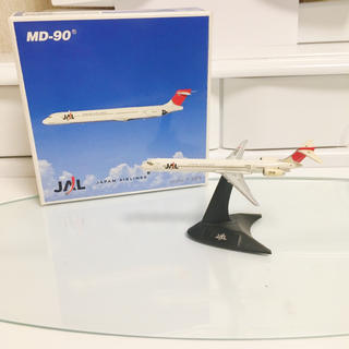 JAL(日本航空) - JAL MD-90 1/500