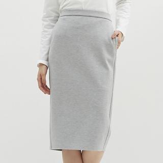 ジーユー(GU)のGU カットソータイトスカート(その他)