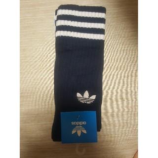 アディダス(adidas)のadidas 靴下 22~24㎝ アディダス 2足(ソックス)