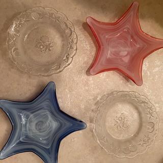 フランフラン(Francfranc)のスターフィッシュ ヒトデ シェル 食器 貝殻 インテリア 小物入れ(食器)