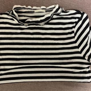 ジーユー(GU)の七分袖(Tシャツ(長袖/七分))