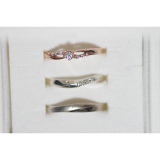 ヨンドシー(4℃)の4℃ 指輪 3セット と14号 SAMANTHA SIL(リング(指輪))