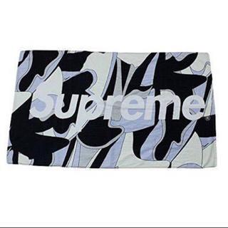 シュプリーム(Supreme)のSupreme Abstract Beach Towel ビーチタオル 黒(その他)