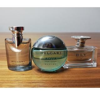 BVLGARI香水3点セット
