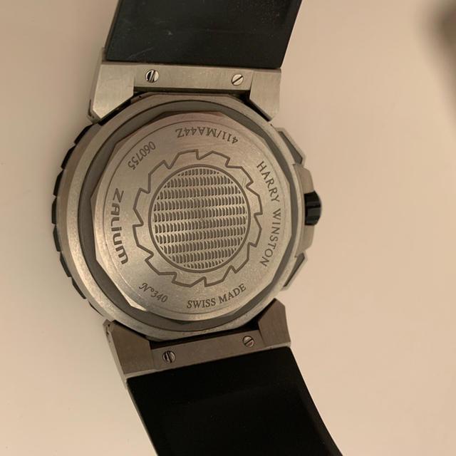HARRY WINSTON(ハリーウィンストン)の専用    メンズの時計(腕時計(アナログ))の商品写真