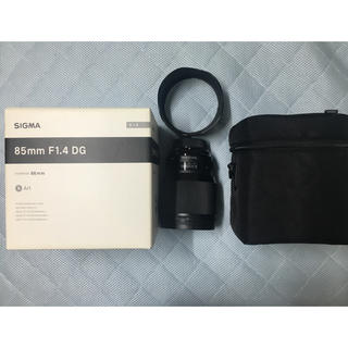 SIGMA - 最終値下げ!sigma シグマ 85mm F1.4 DG Art Nikon用