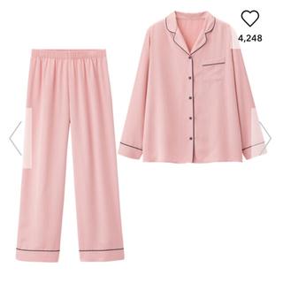 GU - GU ♡サテンパジャマ