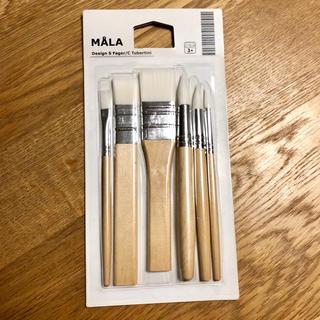 イケア(IKEA)の【モーラ】絵筆☆6本セット(絵筆 )