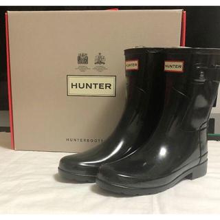 ハンター(HUNTER)の[ハンター] オリジナルショート グロス 23cm  HUNTER レインブーツ(レインブーツ/長靴)