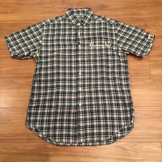 アベイシングエイプ(A BATHING APE)のアベイシングエイプ men's半袖シャツ(シャツ)