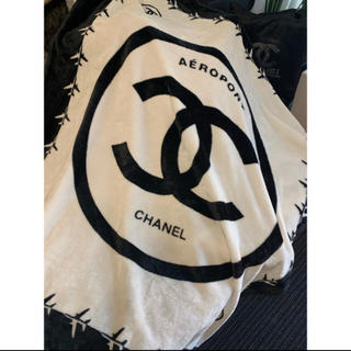 シャネル(CHANEL)のCHANEL ブランケット 新品(毛布)