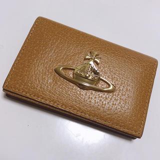 ヴィヴィアンウエストウッド(Vivienne Westwood)の【Vivienne Westwood】財布 カードケース(パスケース/IDカードホルダー)