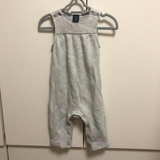 ベビーギャップ(babyGAP)のbaby GAP  6〜12month (大きめ) ロンパース(ロンパース)