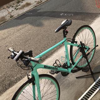 ビアンキ(Bianchi)のBianchi ローマ4(自転車本体)