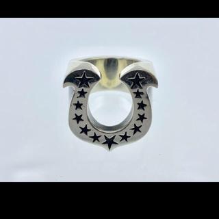 テンダーロイン(TENDERLOIN)のテンダーロイン シルバーホースシューリング12号(リング(指輪))