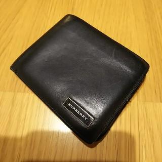 バーバリー(BURBERRY)のメンズ 二つ折り財布(折り財布)