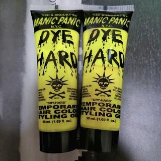 未使用品*マニックパニック*エレクトリックバナナ*2本(カラーリング剤)