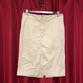 ラルフローレン(Ralph Lauren)のラルフローレン☆タイトスカート レディース7号(ひざ丈スカート)