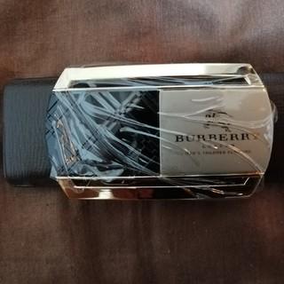 バーバリー(BURBERRY)の【新品】BURBERRY ベルト【メンズ】(ベルト)