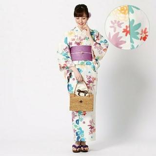 ツモリチサト(TSUMORI CHISATO)のツモリチサト TSUMORI CHISATO 浴衣(はなづくし)(浴衣)