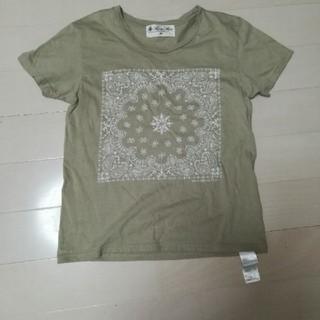 ナノユニバース(nano・universe)のナノユニバースバンダナ柄半袖sale(Tシャツ(半袖/袖なし))