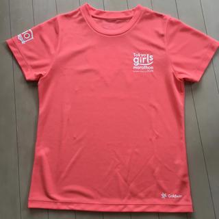 シースリーフィット(C3fit)の【新品同様】C3fit ランニングTシャツ(ウェア)