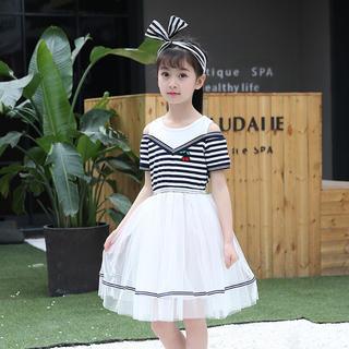 半袖姫ショードレス(ワンピース)