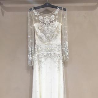 ヴェラウォン(Vera Wang)のジェニーパッカム アパッチ(ウェディングドレス)