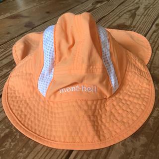 モンベル(mont bell)のmont-bell モンベル ベビー 帽子(帽子)