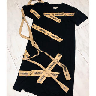 ヴィヴィアンウエストウッド(Vivienne Westwood)のVivienne Westwood Tシャツワンピース(ロングワンピース/マキシワンピース)